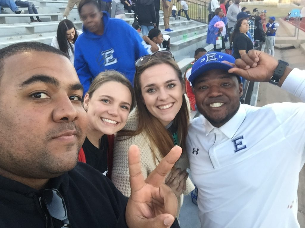 Supporting our Estacado Matadors!